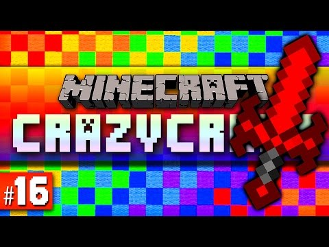 Minecraft Mods Crazy Craft #16 'NIGHTMARE SWORD!' with Vikkstar (Minecraft Crazy Craft 2.0)