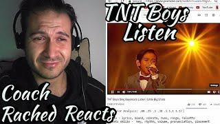 Vocal Coach Reaction + Analysis + Tears! - TNT Boys - Listen - Little Big Shots