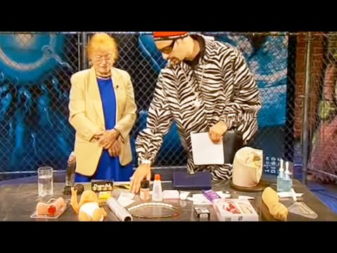 Ali G Show - Sex Education With Veteran Feminist video