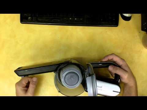 Black & Decker 20V MAX Lithium Pivot Hand Vac Review Model BDH2000PL