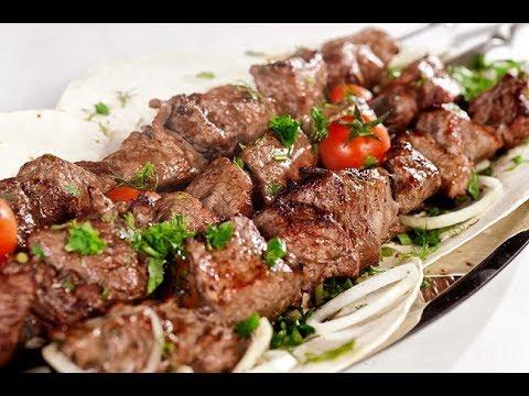 Армянский шашлык из свинины. Секретный маринад!!!