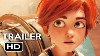 Leap! Official Trailer #1 (2017) Elle Fanning, Maddie Ziegler Animated Movie HD