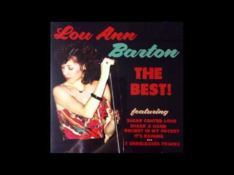 Lou Ann Barton - Shake A Hand (Live In The Studio 2010) The Best 2014