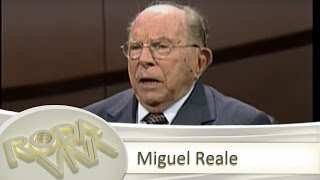 Miguel Reale - 13/11/2000