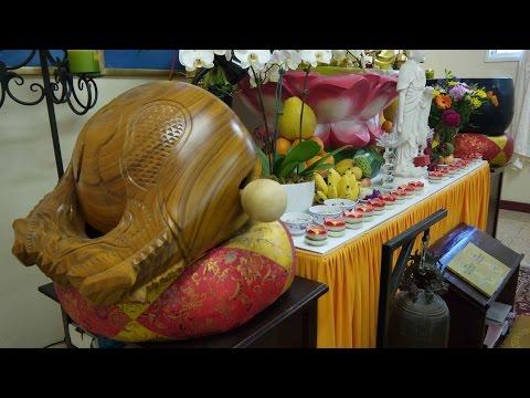 Hỏi Đáp 3: Vai Trò Của Pháp Khí & Phật Tử Trong Phật Giáo 19.07.2015