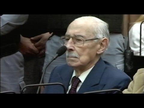 Lesa humanidad: condenaron a 50 años de prisión a Jorge Rafael Videla por robo de bebés
