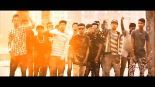 Bangla Rap Song (AATONGKO) BY BAZAN GROUP   Official Music Video