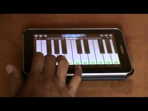 Es Lilin - Versi Keyboard (Aplikasi Android Walk Band)