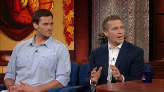 Veterans Eric Greitens And Jake Wood Continue Serving