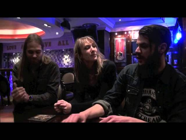 INTERVIEW WITH ASYLUM PYRE BY ROCKNLIVE PRODUCTION