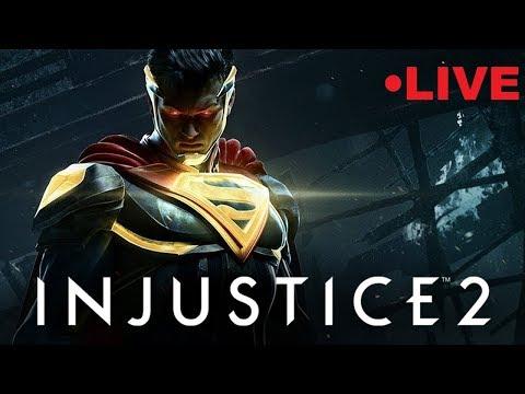 ? SUPERMAN. O retorno Injustice 2