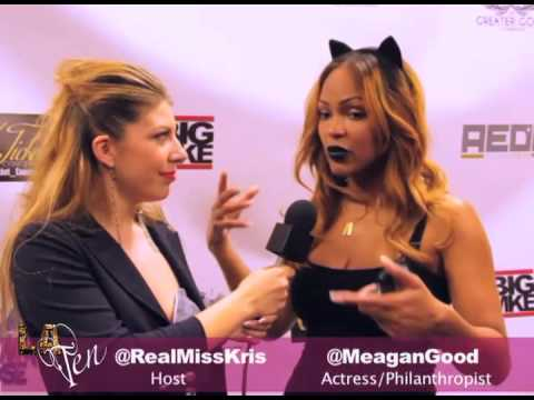 Is Meagan Good ashamed of the leaked nude pictures?