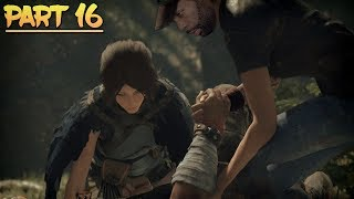 Shadow of the Tomb Raider Walkthrough Gameplay Part 16 - VENI VIDI PERDIDI
