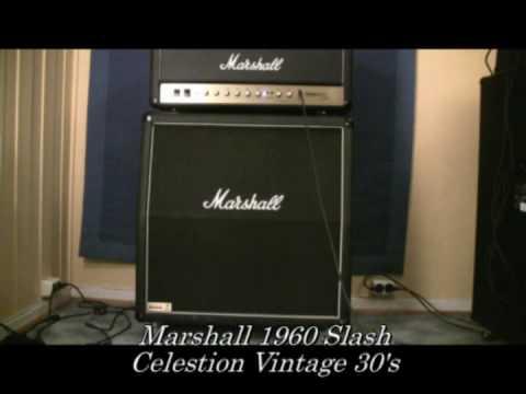 Marshall Vintage Modern Demo - Cabinet edition