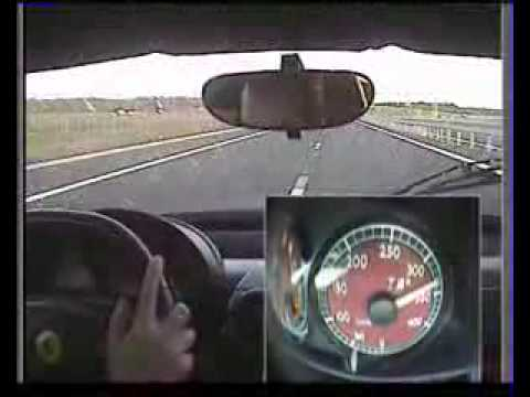 Enzo Ferrari - Top Speed - 364 Km/h - Off Road
