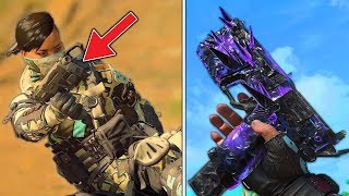 the NEW KAP 45 PISTOL is GOOD... but also GLITCHED! (NEW Black Ops 4 DLC Weapons)