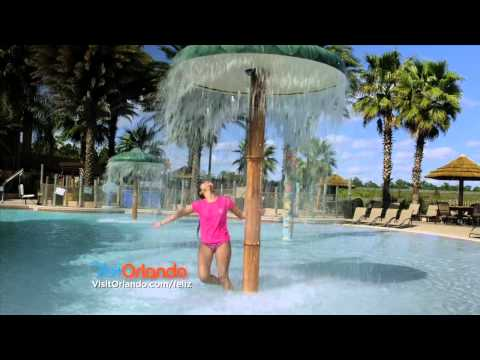 Tourism Campaign: Alanis Sophia Face and Image of Tourism in Florida (Visit Florida '15)
