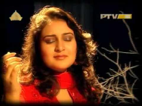 Sara Raza Khan - Mian Muhammad Bakhsh - Jis Dil Andar Ishq - Safar Ul Ishq - Ptv video