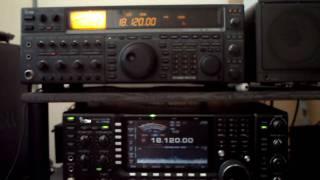 IC-7700 vs IC-775DXII