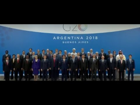 LIVE: G20 Summit in Buenos Aires – Day 1