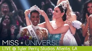 [HD] 2019 Miss Universe South Africa - Zozibini Tunzi