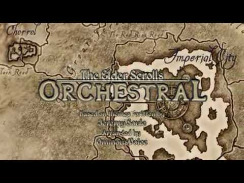 The Elder Scrolls Orchestral Music Videos