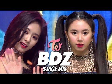 TWICE (트와이스) - BDZ (Korean Ver.) [교차편집 (Stage Mix)]