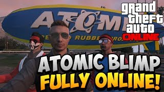 "GTA 5 Glitches - Get Atomic Blimp Glitch in GTA 5 Online (""GTA 5 Glitches"") ""GTA 5 Glitches"""