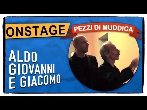 On Stage – Giochi divertenti – Pezzi di Muddica di Aldo Giovanni e Giacomo