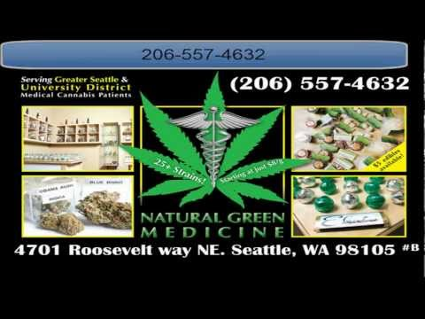 Dispensary in Seattle , University District, (206) 557-4632