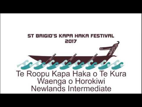 Te Roopu Kapa Haka o Te Kura Waenga o Horokiwi - Newlands Intermediate