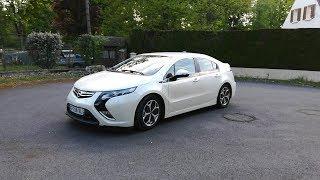 Les voitures électriques à TOUS prix l'Opel Ampera à 13500 euros par Éléctron libre