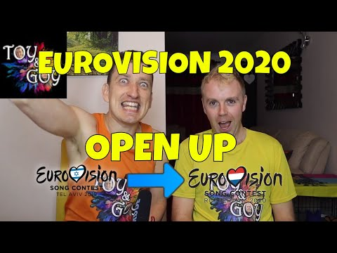 Eurovision 2020 - Open Up - Reaction - 2019 Recap