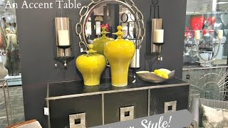 (5.96 MB) NEW! 5 Ways to Decorate An Accent Table...DESIGNER STYLE! Mp3