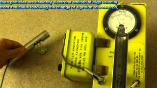 ☢☢☢ What is a Geiger Counter ☢☢☢
