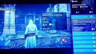 LOGRO A SALVO ASSASSINS CREED UNITY
