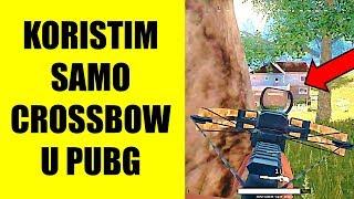 IGRAM SAMO S CROSSBOWOM - Novi Custom Mode za PUBG