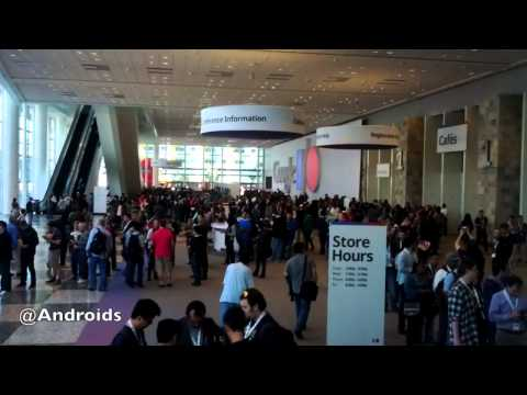 Android Community at Google I/O 2013
