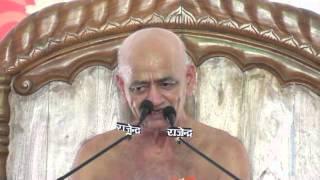 विद्यासागर महाराज के विदिशा में प्रवचन (20-7-2014) | Disc - 2, Part - 1