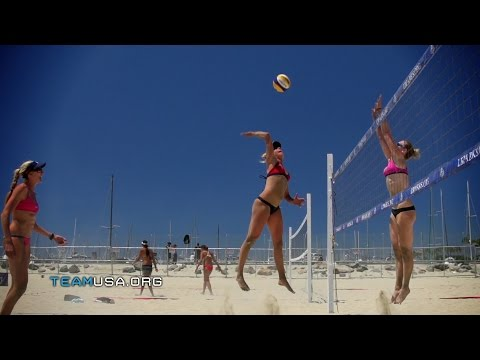 Kerri Walsh Jennings and April Ross | Behind The Scenes | Episode 2