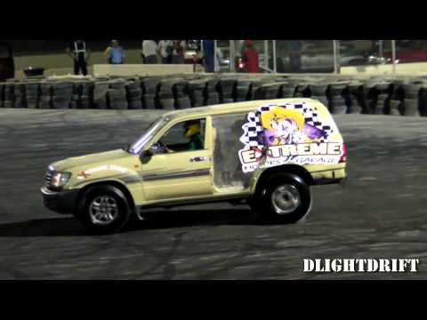 Qatar Racing Club Ramadan 4x4 Drifting Overview thumbnail