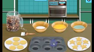 Sara cooking games Mince pies online game