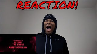 Blumhouse's Truth or Dare - Official Trailer [HD] REACTION!!!