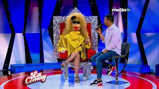 """La Comay"" 06-14-19 bloopers Miss Puerto Rico 2019"