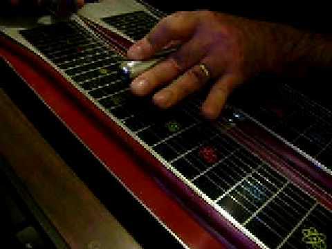 Ray Price ( Heart Over Mind) steel guitar break