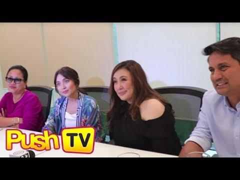 """Push TV: Sharon Cuneta to Kathryn's tandem with Daniel: """"Huwag kang papayag na package kayo forever"""""""
