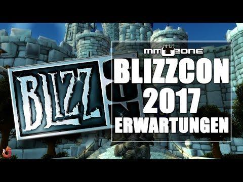 BlizzCon 2017 Erwartungen - World of Warcraft, Overwatch , Kostümwettbewerb und mehr!