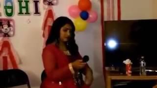 Sobai Chole Jabe covered by Ruksana Nila_[IMRAN's elder sister]