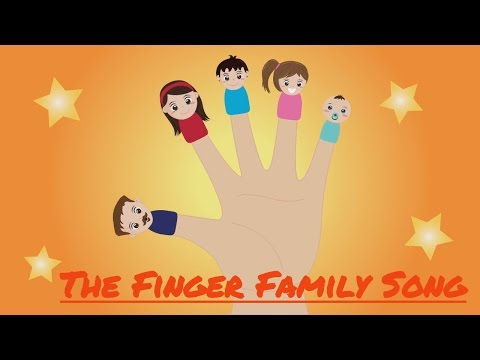 Finger Family Song - Daddy Finger | HD Children Songs & Nursery Rhymes by Music For Happy Kids