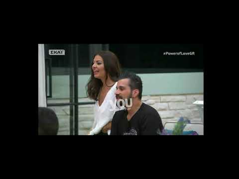 Youweekly.gr: Power of Love- O Πάνος μιμείται την Στέλλα! Δείτε τι της είπε!